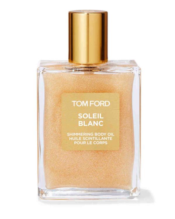 Мерехтлива суха олія для тіла Soleil Blanc, Tom Ford