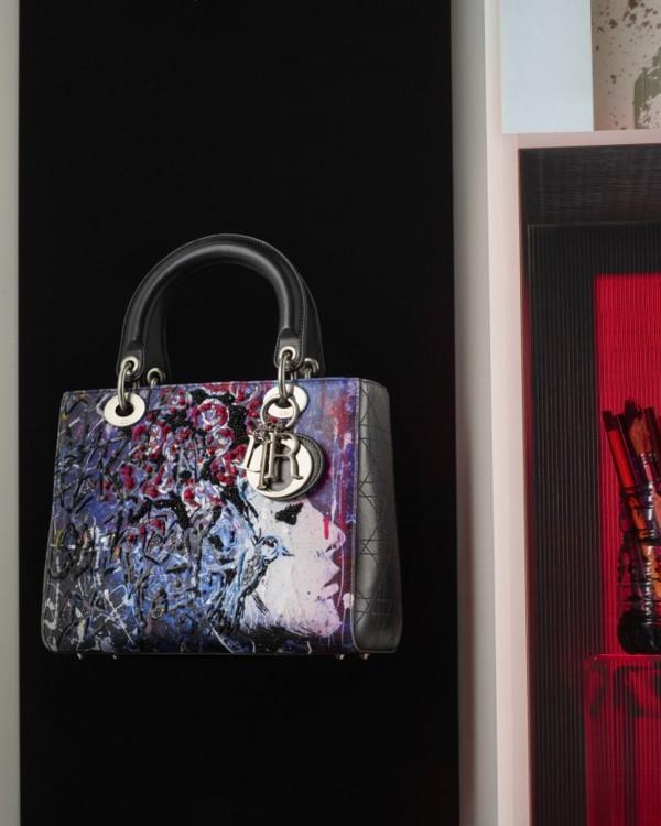 Lady Dior глазами Бетти Мариани