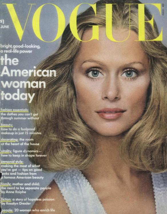 Vogue US, октябрь 1973