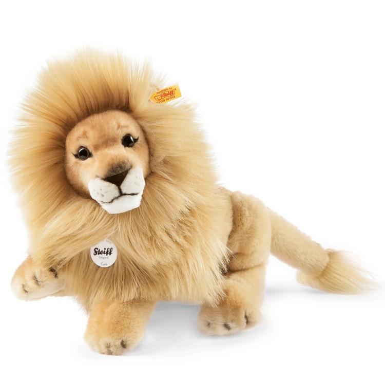 Плюшевый лев, Steiff