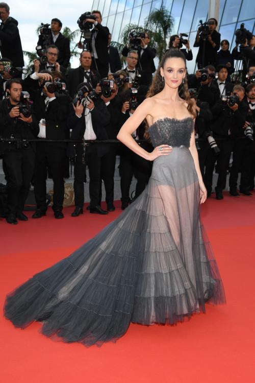 Шарлотт Ле Бон в Christian Dior и украшениях Boucheron