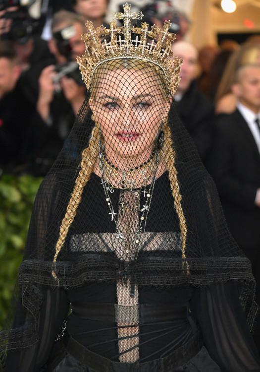 2018: Поп-королева на Балу Института костюма