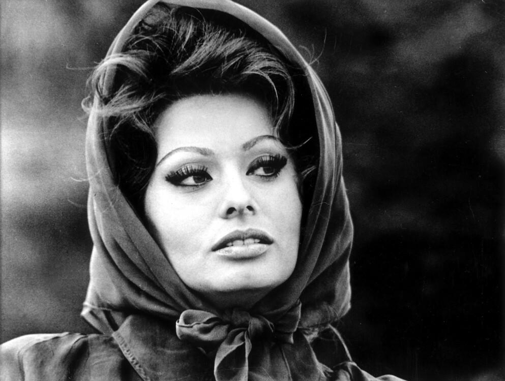 Софи Лорен, 1963