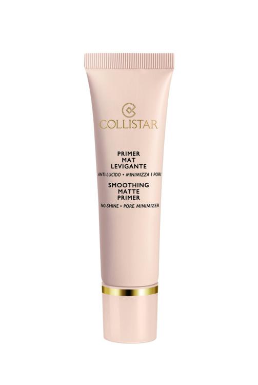Смягчающий праймер с матирующим и маскирующим поры эффектом Smoothing Matte Primer No-Shine Pore Minimizer из летней коллекции макияжа Portofino, Collistar