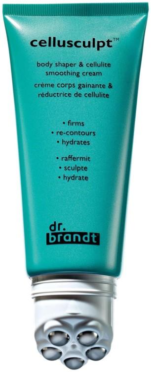 Крем для придания упругости с массажным аппликатором для талии, ягодиц, бедер, живота и рук Cellusculpt, Dr.Brandt
