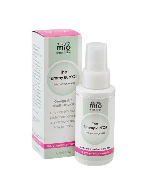 Масло от растяжек Tummy Rub Oil, Mama Mio