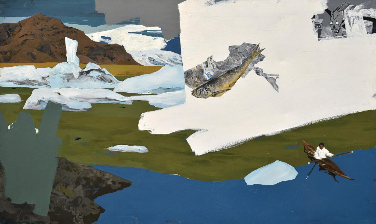 "Никита Кравцов, ""Охотник на тюленей"", 2013"