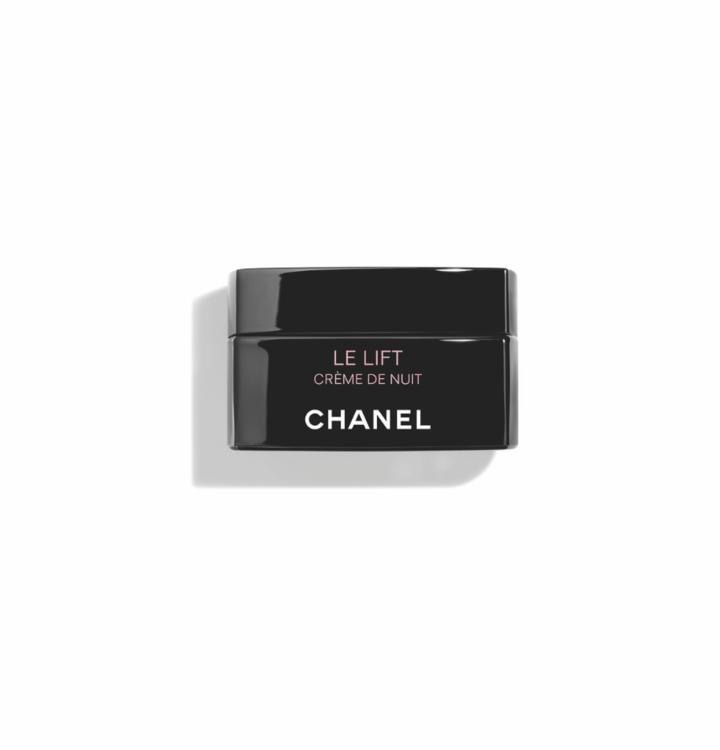 Ночной крем Le Lift Crème de Nuit с высококонцентрированным экстрактом люцерны Аlfalfa и ночным нейроактивным комплексом, Chanel