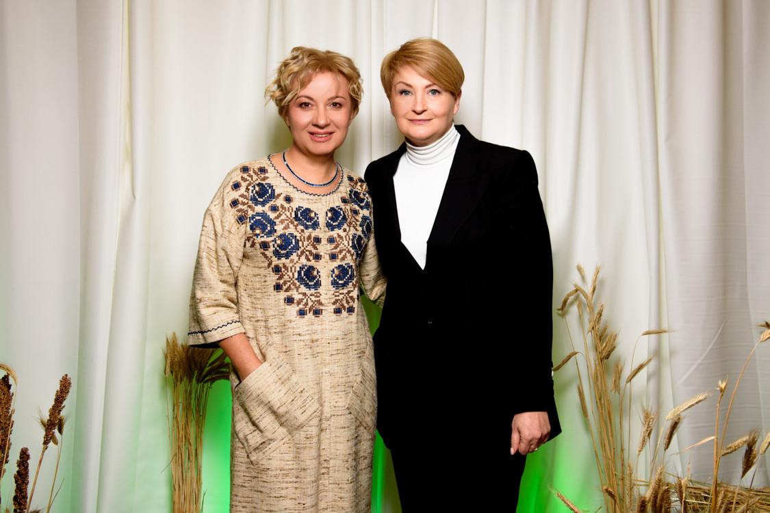 Людмила Бушинская и Ирина Данилевская