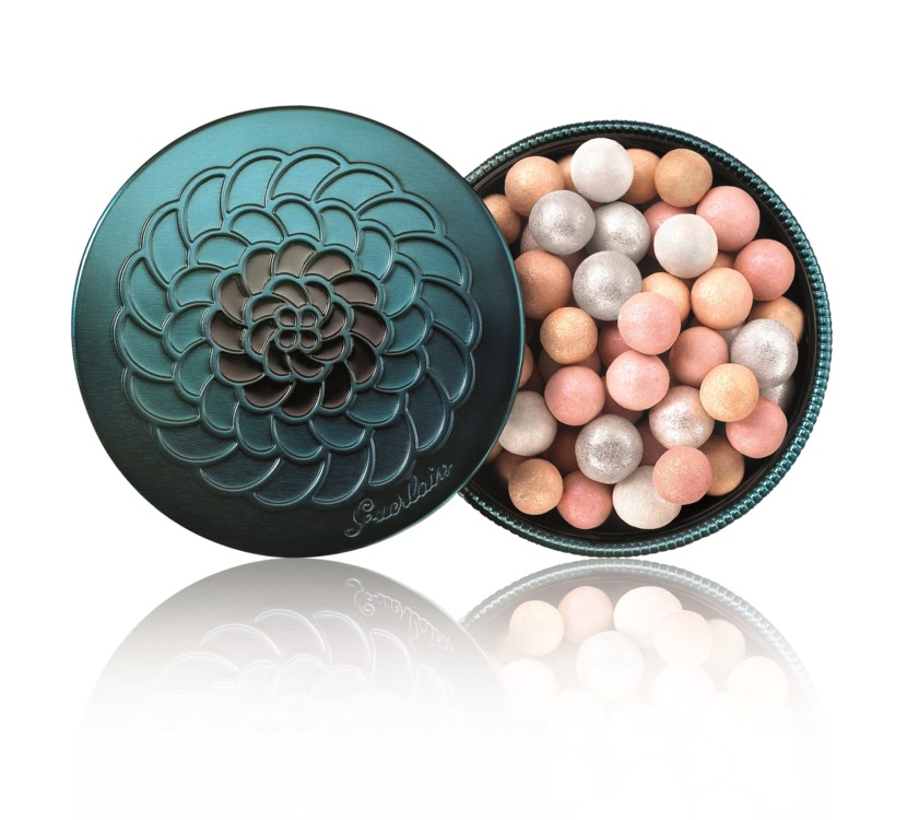 Пудра в шариках Météorites Perles de nuit, лимитированный выпуск (Рождество 2011), Guerlain