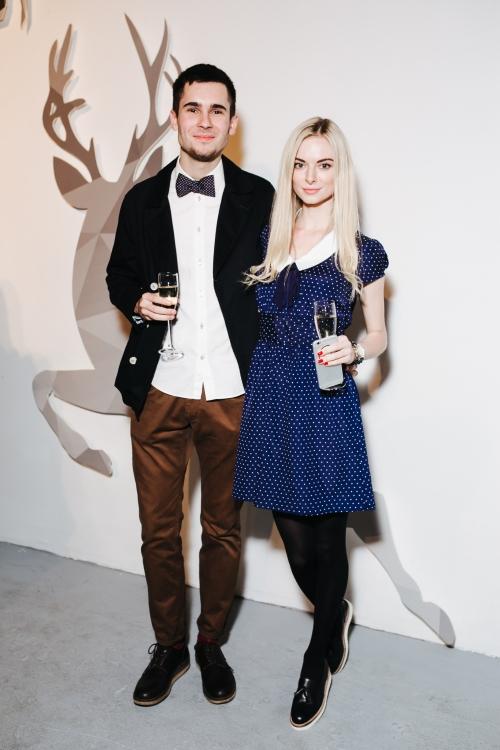 Сергей Леско и Карина Нефедова