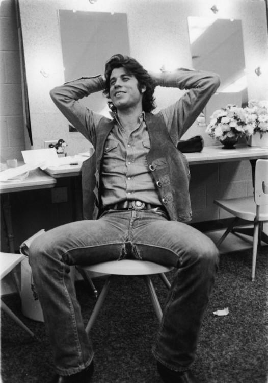 Джон Траволта, 1970-е