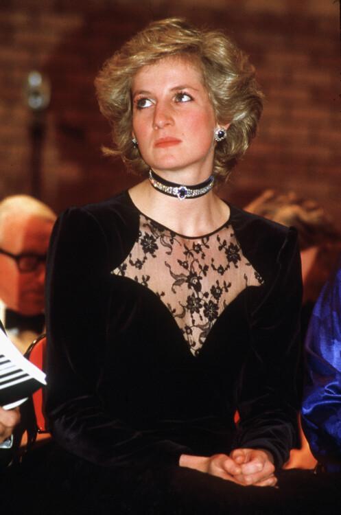 Диана на конкурсе юных пианистов, 1985