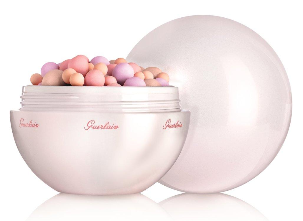 Пудра в шариках Météorites Happy Glow Pearls, Guerlain, лимитированный выпуск