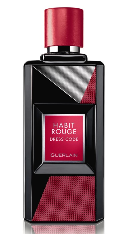 Аромат Habit Rouge Dress Code, Guerlain