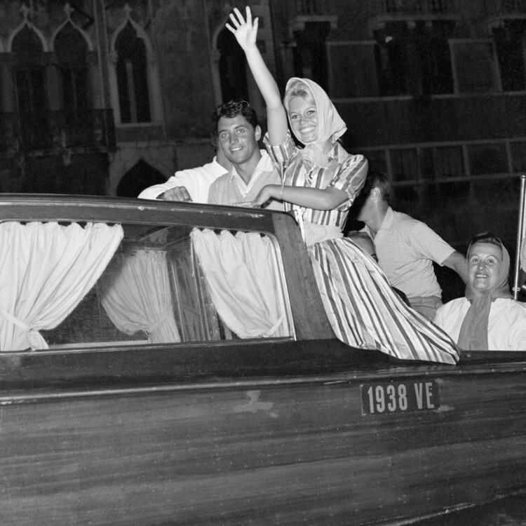 Бриджит Бардо, 1958