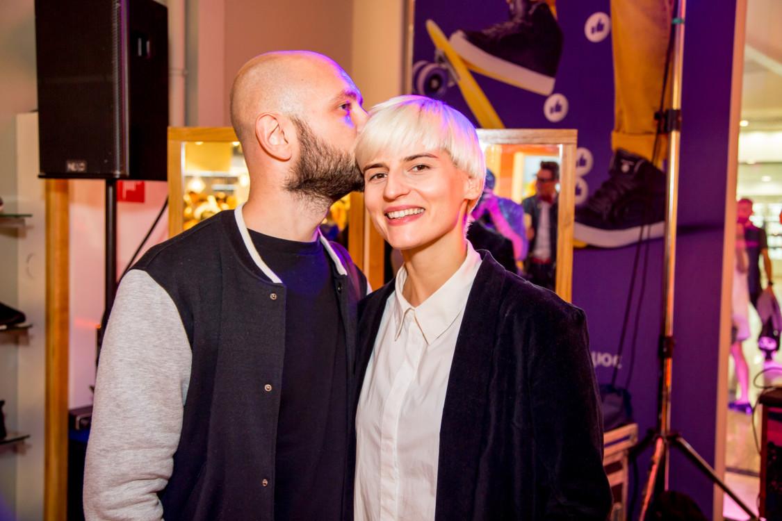 Александр Рудяков и Катро Заубер