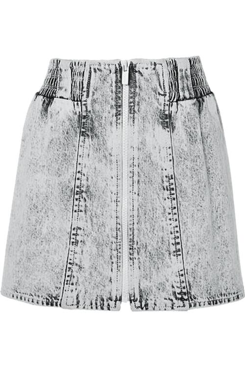 Джинсовая юбка, Miu Miu