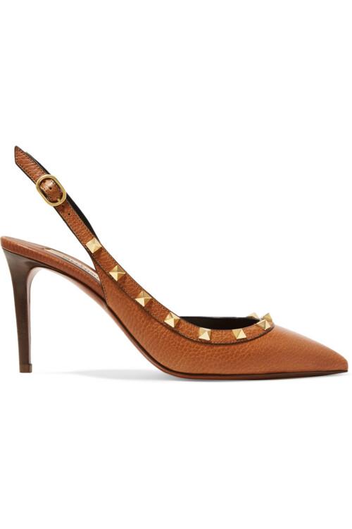 Шкіряні туфлі, Valentino
