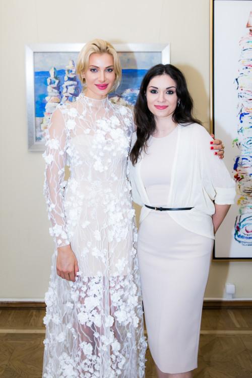 Lana Kaufman и Оксана Лысенко