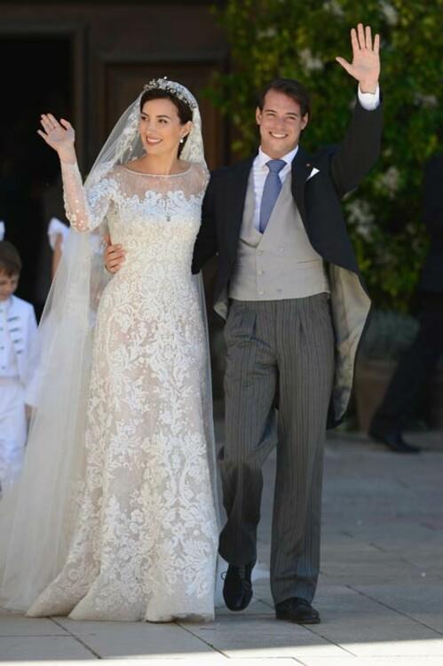 Свадебное платье Клэр Маргарет Ладемахер