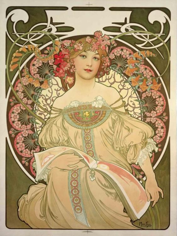 «Грезы», 1897 (Частная коллекция)