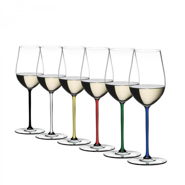 Набор бокалов для белых вин riesling и zinfandel, коллекция Fatto a Mano, Riedel