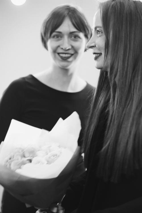 Олеся Кононова и Анастасия Рябоконь