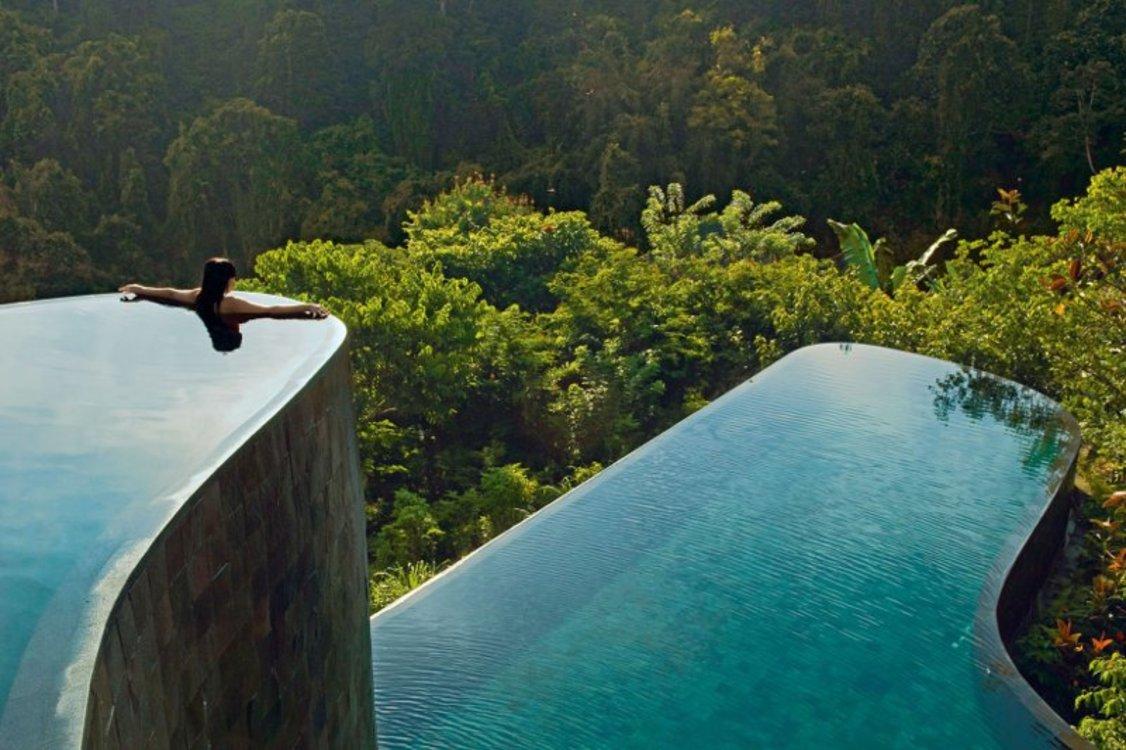 Hanging Gardens Of Bali, Бали, Индонезия