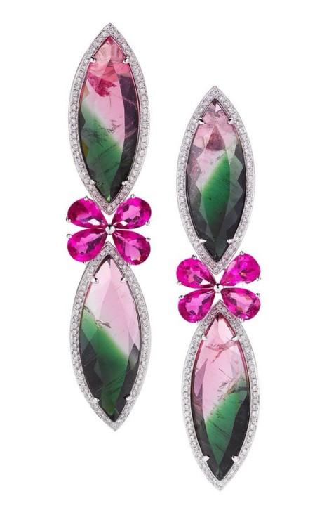 Серьги Llan Valls Fine Jewelry