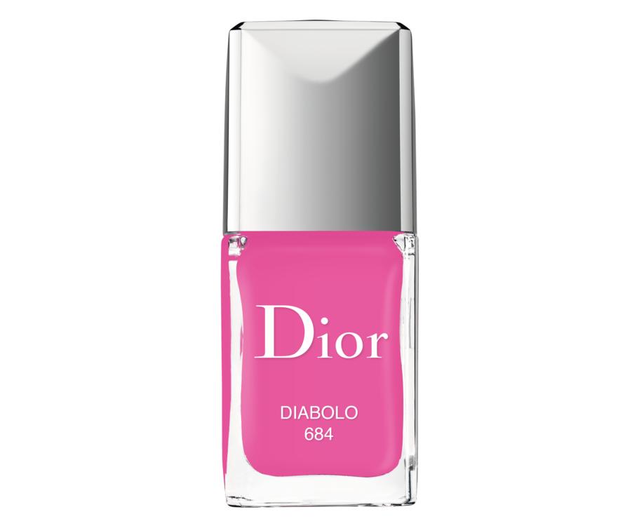 Лак для ногтей № 684 Diabolo, Dior