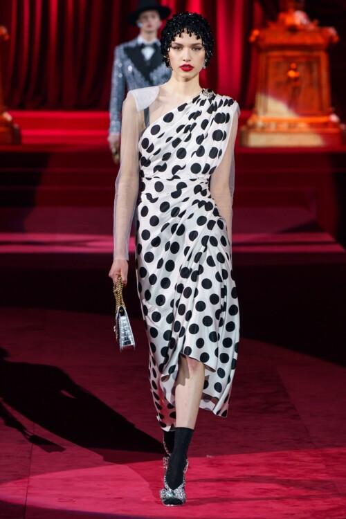 Dolce & Gabbana осень-зима 2019/2020