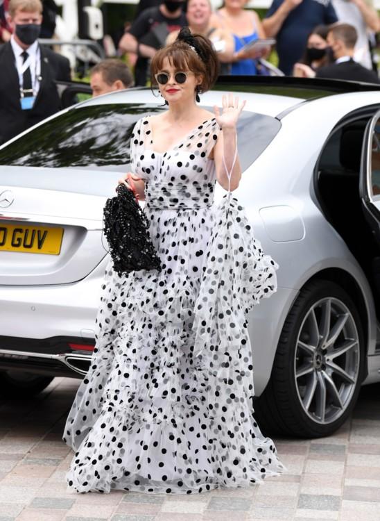 Хелена Бонэм-Картер в Dolce & Gabbana