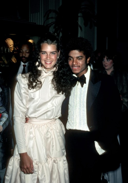 Майкл Джексон, 1981