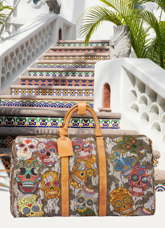 Сумка для курорта One&Only Palmilla в Мексике