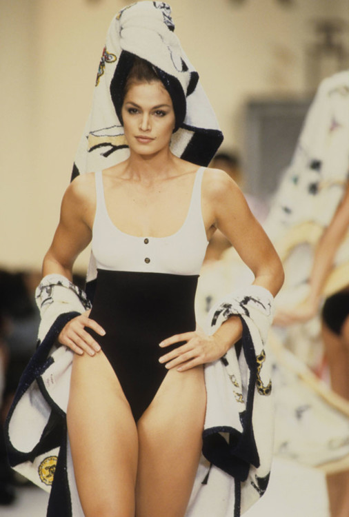 Chanel весна-лето 1994