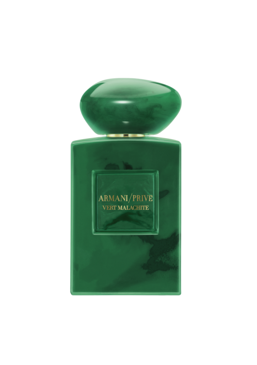 Armani Prive Vert Malachite с нотами лилий, жасмина самбак, иланг-иланга, Giorgio Armani