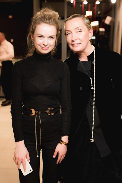 Вікторія Худзик і Тетяна Полякова