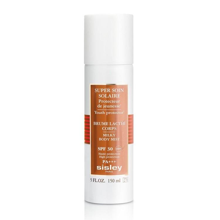 Солнцезащитное молочко-спрей для тела, Sisley, SPF 30, РА+++