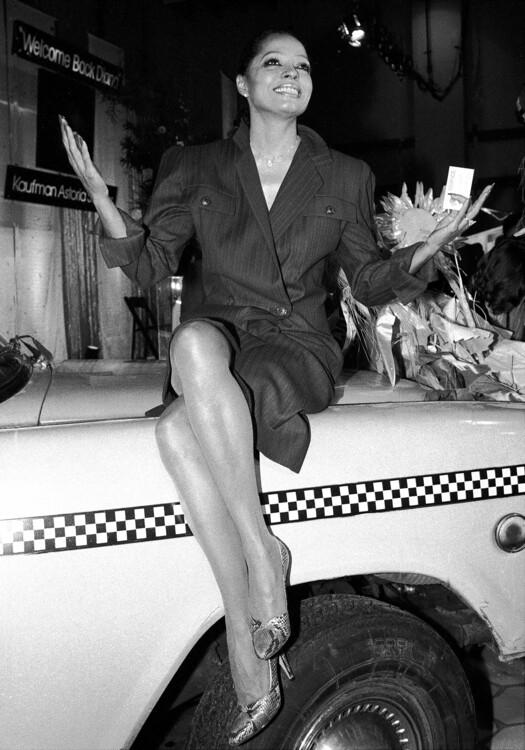 Даяна Росс, 1985
