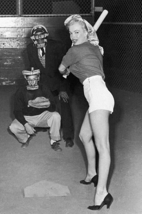 Мэрилин Монро, 1952