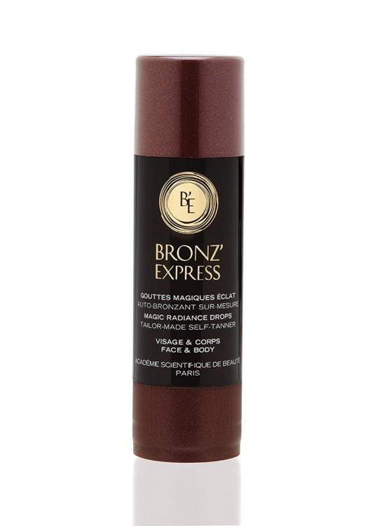 Бронзирующие капли Bronz Express Magic Radiance Drops, Academie