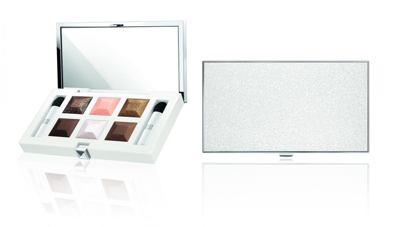 Рождественский набор макияжа La Palette Glacée, Givenchy