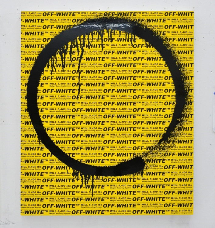 Courtesy of © Virgil Abloh and © Takashi Murakami
