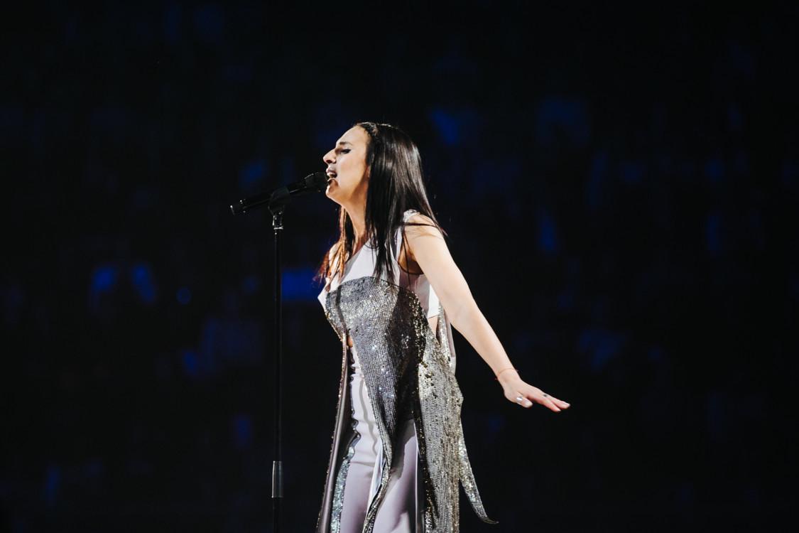 Джамала попросила у фанатов билеты нафинал Евровидения
