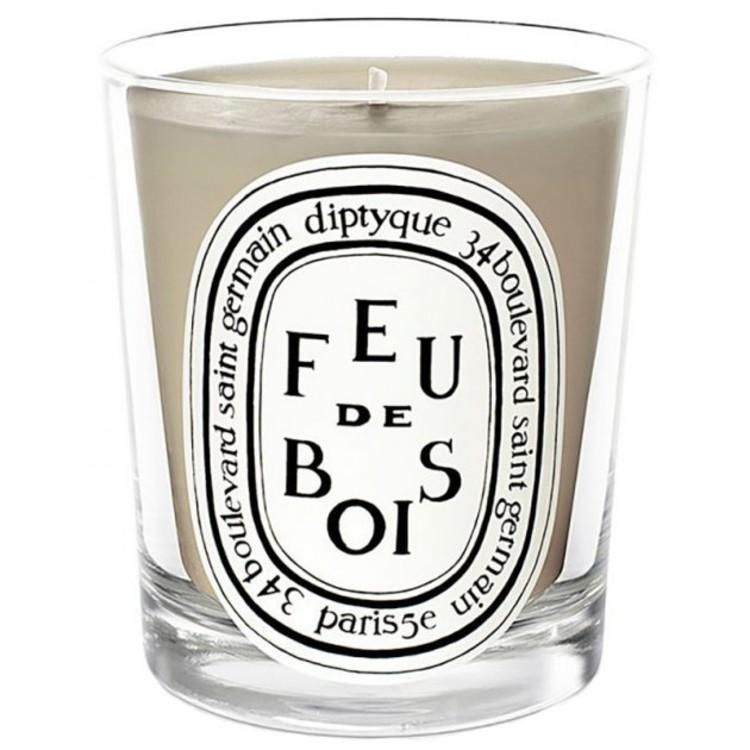 свеча Feu de Bois, Wood Fire