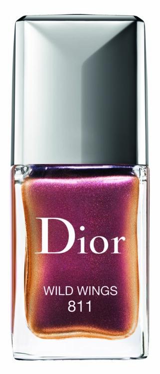Лак для ногтей Dior Vernis №811 Wild Wings из коллекции Birds Of A Feather, Dior