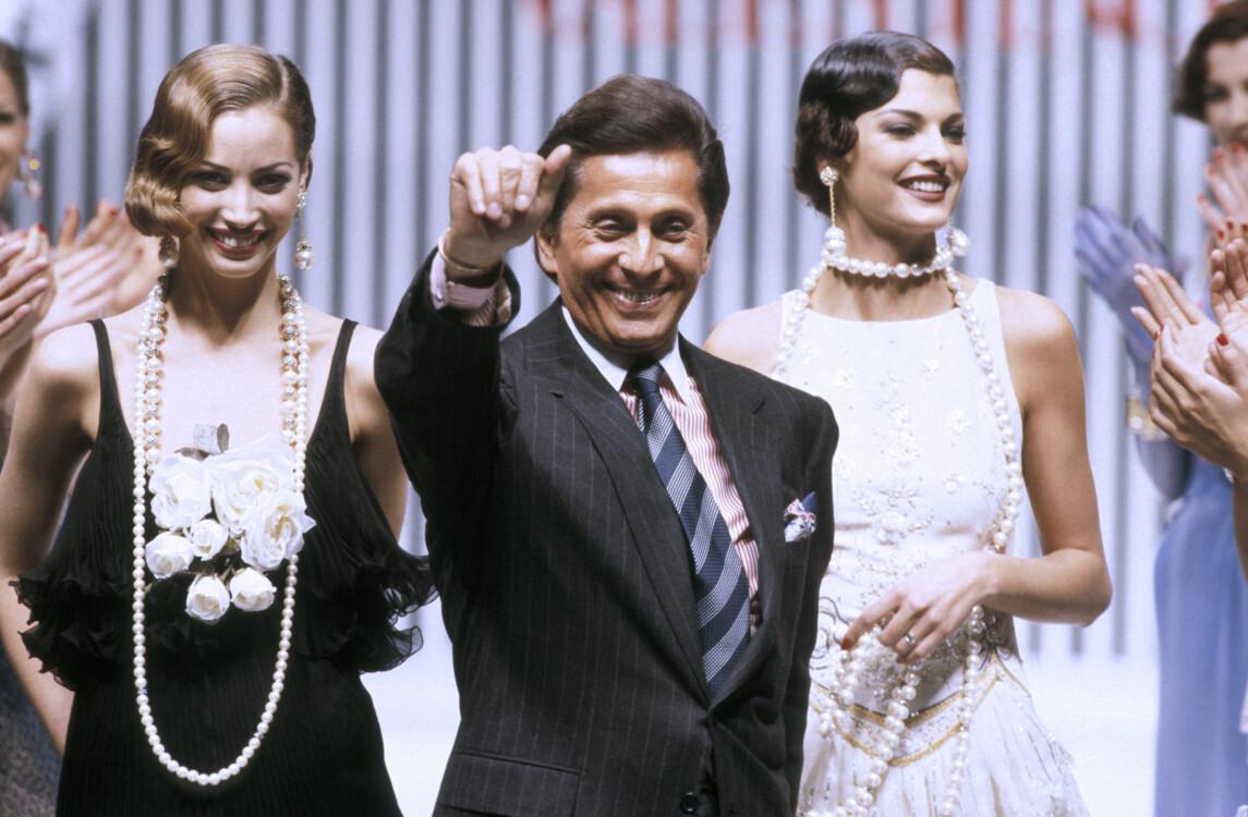 Valentino Haute Couture весна-лето 1992