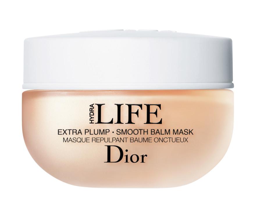 Маска-сливки для упругости кожи с маслом семян белой сосны и питательными компонентами Hydra Life, Dior