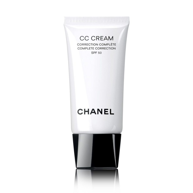 CC-Cream для комплексной коррекции цвета лица и несовершенств кожи SPF 50, Chanel